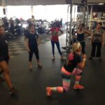 Switch Lunges
