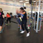 Jumps & Battling Ropes!