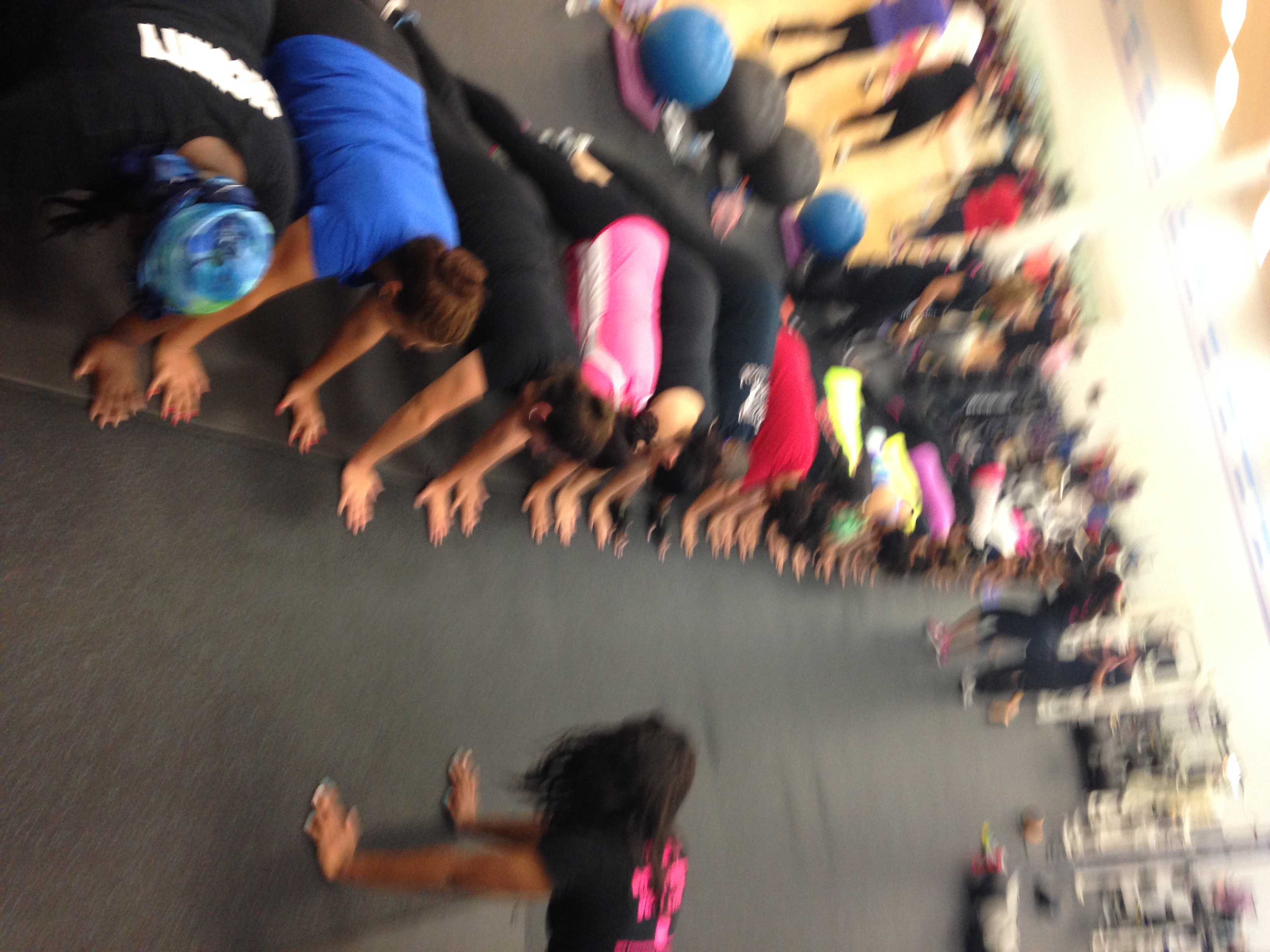 TEAM Training PLANK W3 Kedzie