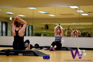 HardBody Group Exercise Class at W3body monroe st chicago