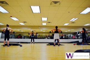 hardbody group x class w3 monroe st chicago loop womens gym